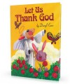 Let Us Thank God Personalized Book