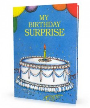 Personalized Birthday Book