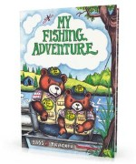 My Fishing Adventure Personalized Book