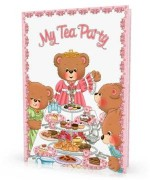 My Tea Party Personalized Book