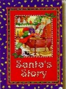 Personalized Santa Book